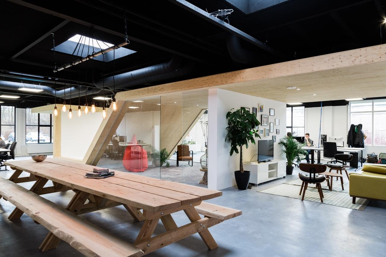 Het mooiste kantoor van Nederland