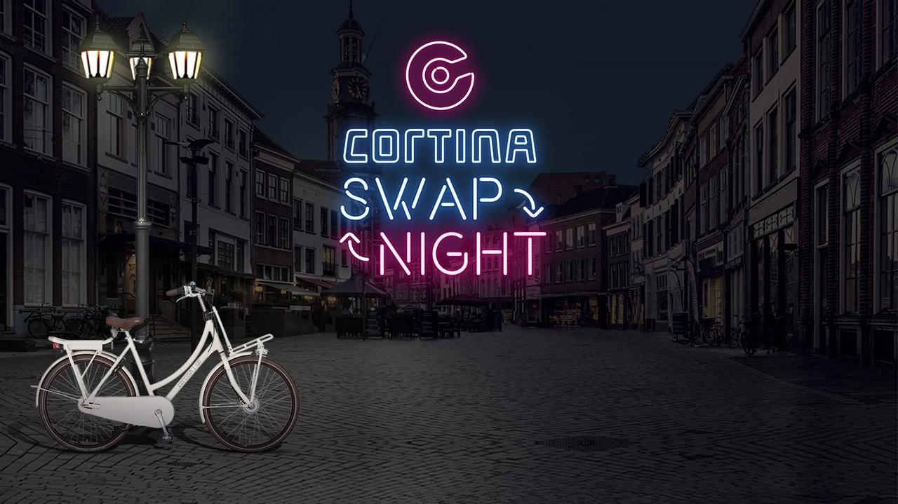 Cortina Swap Night